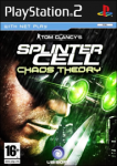 Tom Clancy's Splinter Cell: Chaos Theory (Sony PlayStation 2) (PAL) cover