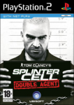 Tom Clancy's Splinter Cell: Double Agent (Sony PlayStation 2) (PAL) cover