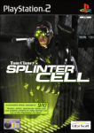 Tom Clancy's Splinter Cell (Sony PlayStation 2) (PAL) cover