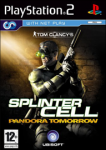 Tom Clancy's Splinter Cell: Pandora Tomorrow (Sony PlayStation 2) (PAL) cover