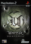Unreal Tournament (Sony PlayStation 2) (PAL) cover