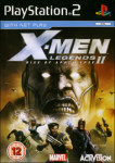 X-Men Legends II: Rise of Apocalypse (б/у) для Sony PlayStation 2