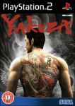 Yakuza (Sony PlayStation 2) (PAL) cover