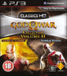 God of War Collection: Volume II (Sony PlayStation 3) (EU) cover