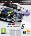 Gran Turismo 5: Academy Edition для Sony PlayStation 3