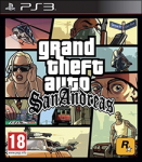 Grand Theft Auto: San Andreas (Sony PlayStation 3) (EU) cover