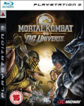 Mortal Kombat vs DC Universe (Special Edition) (Sony PlayStation 3) (EU) cover
