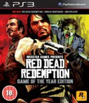 Red Dead Redemption - Game of The Year Edition для Sony PlayStation 3