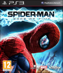 Spider-Man: Edge of Time (Sony PlayStation 3) (EU) cover
