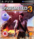 Uncharted 3: Drake's Deception (б/у) для Sony PlayStation 3