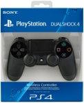 Геймпад DualShock 4 - черный для Sony PlayStation 4