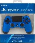 Геймпад DualShock 4 - синий для Sony PlayStation 4