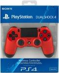 Геймпад DualShock 4 - красный для Sony PlayStation 4