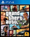 Grand Theft Auto V для Sony PlayStation 4
