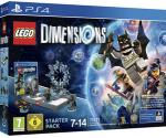 LEGO Dimensions (Starter Pack) для Sony PlayStation 4
