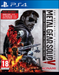Metal Gear Solid V: The Definitive Experience (PS4) (EU) cover