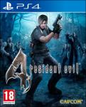 Resident Evil 4 (PS4) (EU) cover