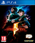 Resident Evil 5 (PS4) (EU) cover