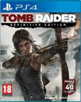 Tomb Raider Definitive Edition для Sony PlayStation 4