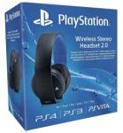 Беспроводная стереогарнитура 2.0 для Sony PlayStation 4