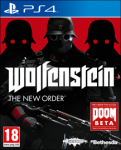 Wolfenstein: The New Order (PS4) (EU) cover